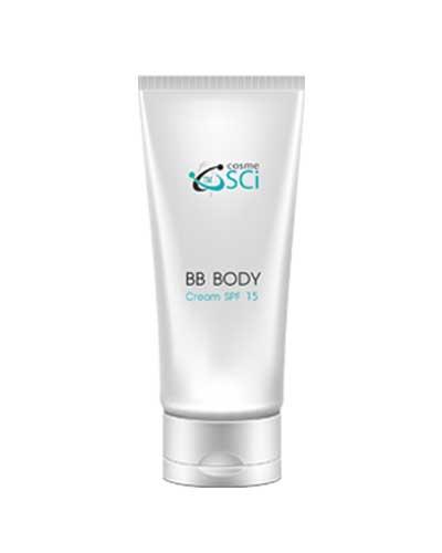 ฺBB Body Cream SPF15 /Nude Base Sample 100 g.( 25g.x4)